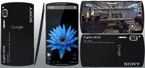 sony nexus sony xperia nexus concept packs 4gb of ram 5 5 inch screen