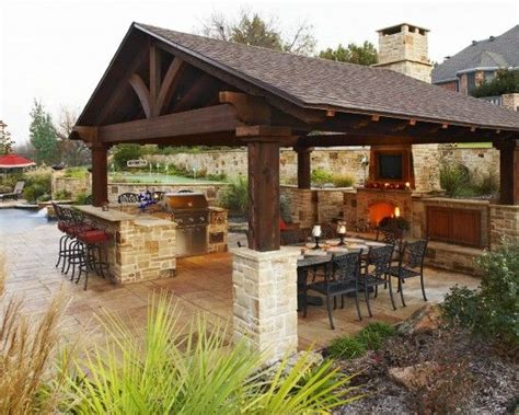 outdoor kitchen ideas designs best 25 outdoor kitchens ideas on pinterest backyard