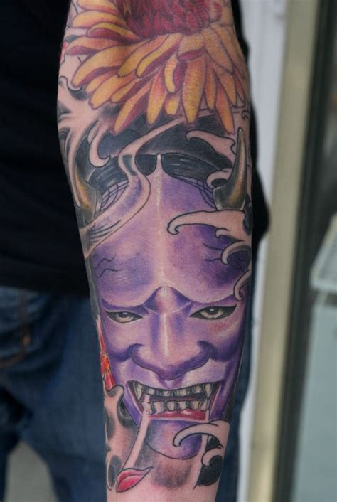 zombie tattoo on leg by graynd tattooimages biz demon tattoo on leg by graynd tattooimages biz