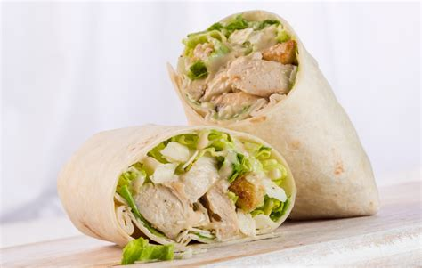 Wich Of The Week Chicken Caesar Wraps by Wraps Sandwiches Near Me
