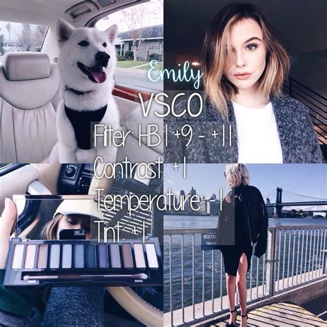 vscocam minimalist tutorial emily this is a super cute cool toned free filter looks