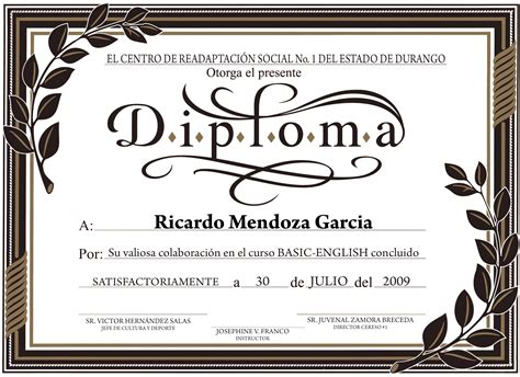 diseo de letras de diploma diplomas para imprimir con dise 241 os infantiles imagui