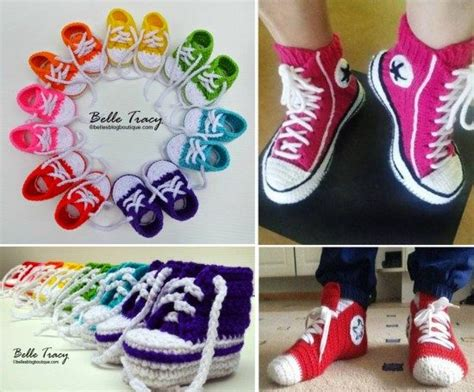 converse house shoes crochet converse baby booties pattern free video tutorial