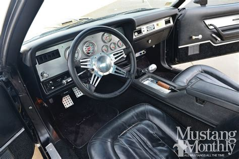 Mustang Ii Interior by 1976 Ford Mustang Cobra Ii 302 Rear Passenger View
