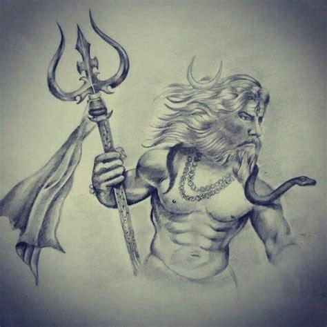 shivji tattoo designs shiva by bhavesh kalma sanju