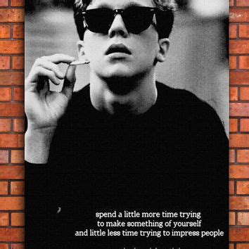 quotes from breakfast club the breakfast club quote canvas print from