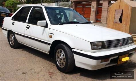 how to sell used cars 1988 mitsubishi excel head up display mitsubishi lancer glx 1 3 1988 for sale in karachi pakwheels