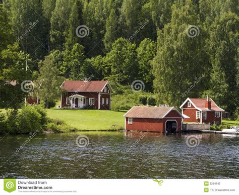 Summer Cottages by Summer Cottage Royalty Free Stock Photo Image 9294145