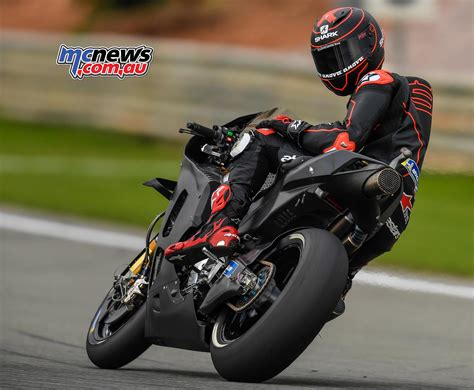 moto gp test 2019 motogp test day one results notes images mcnews