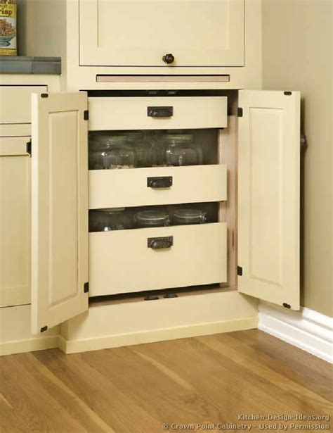 antique kitchen pantry cabinet pictures of kitchens traditional off white antique