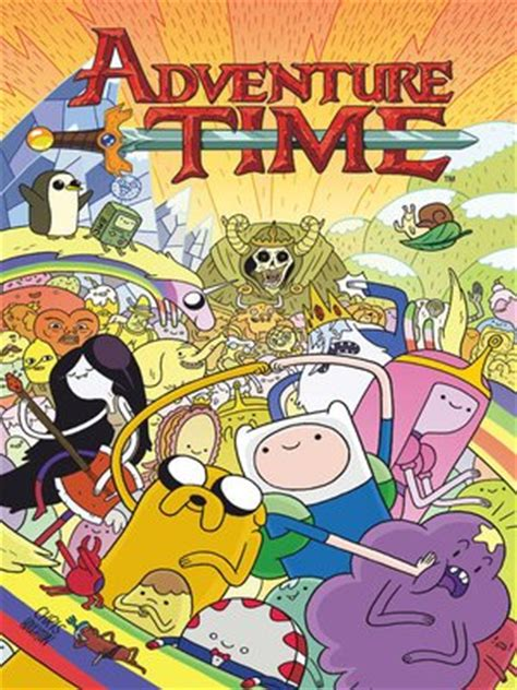 Adventure Time Volume 9 adventure time volume 1 ontario library service