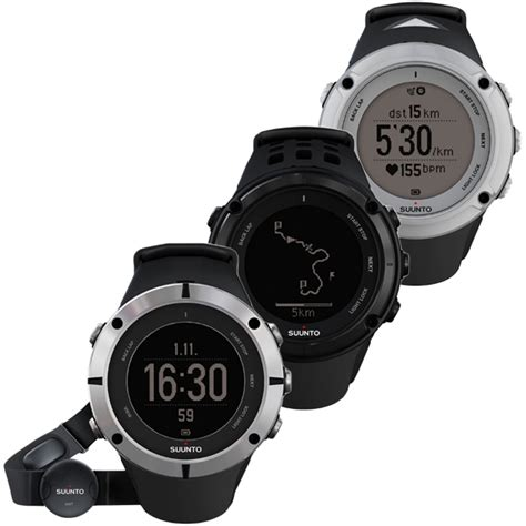 Suunto Ambit Silver Hr suunto ambit2 hr buy with 11 customer ratings t fitness