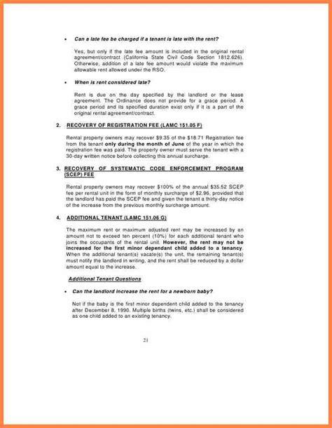 Rental Agreement Letter Between Family Members 7 rental agreement between family members purchase