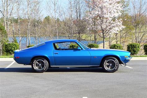 Beach Color by 1970 Chevrolet Camaro Z 28 183884
