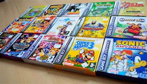 best gameboy best gba for