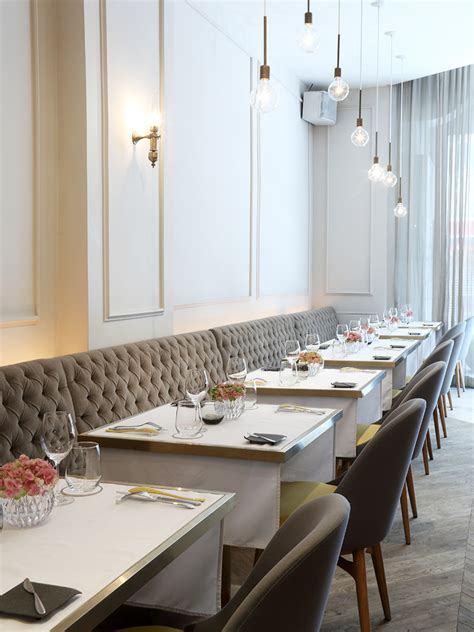 Tate Dining Room Bar Lau Q A Lau On The Harmony Of Food The Of
