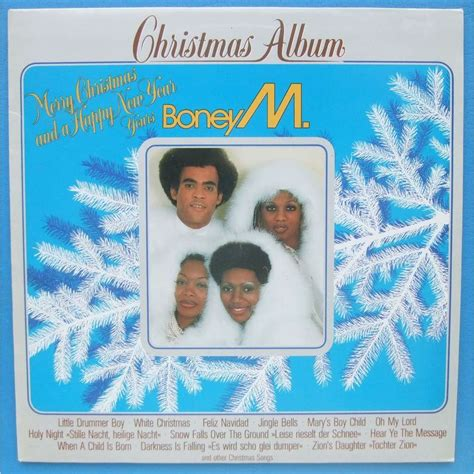 christmas album by boney m lp with mabuse ref 118902618
