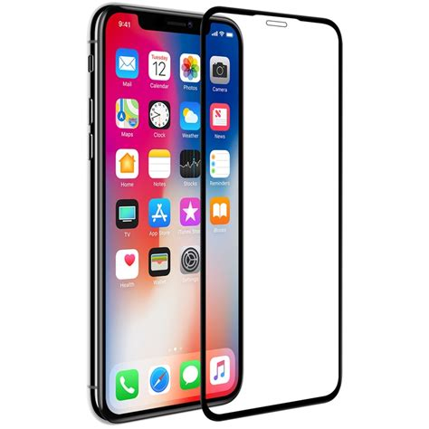 nillkin 3d cp max edge to edge glass protector for apple iphone xs max in pakistan