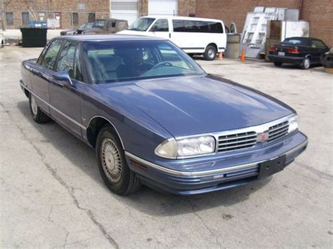find used 1995 oldsmobile ninety eight regency elite parts car in dolton illinois united