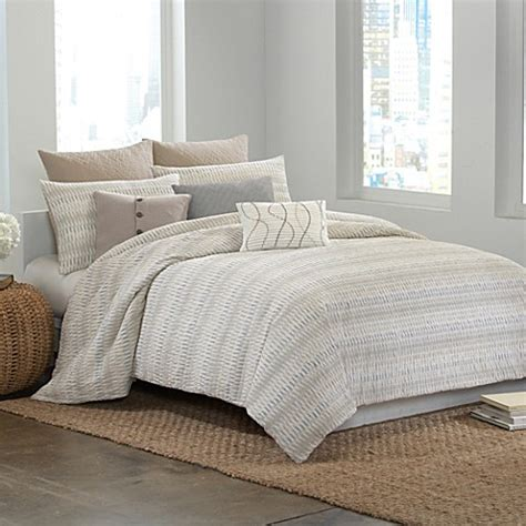 dkny bedding dkny drift duvet cover bed bath beyond