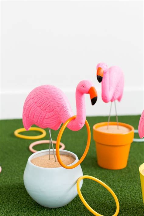 Safsof See Saw Ring Toss 25 best ideas about pink flamingo on