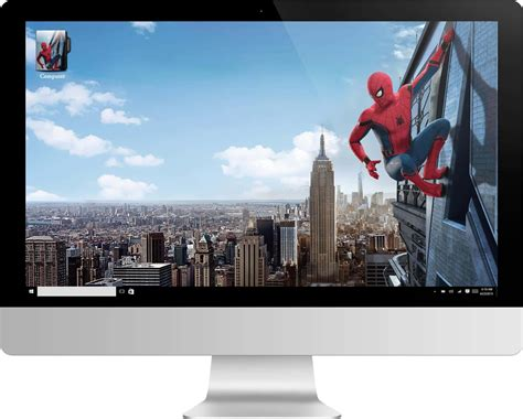 download spiderman themes for pc spider man homecoming windows 10 theme