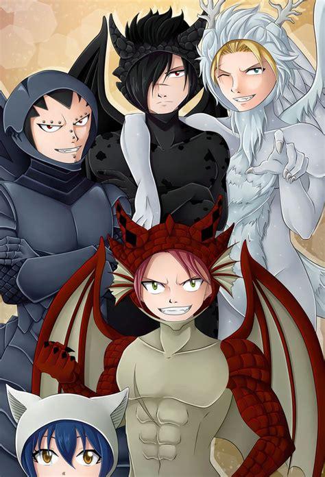 anime dragon slayer boy www pixshark com images