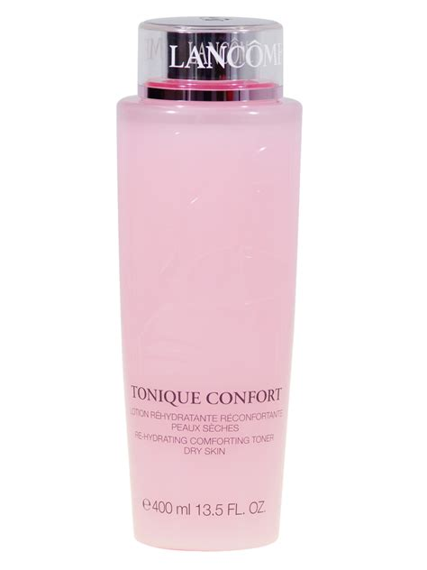 lancome tonique comfort lancome tonique confort comforting rehydrating toner 400ml
