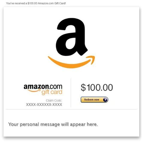 Amazin Gift Card - amazon gift card email shop giftcards