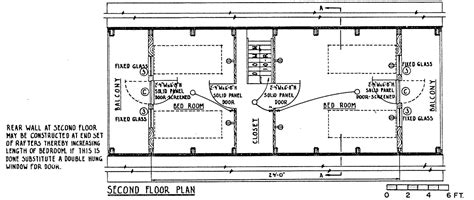a frame floor plans frame home cross section floor plan house plans 33051