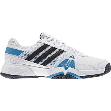 adidas barricade team 3 mens tennis shoes white silver