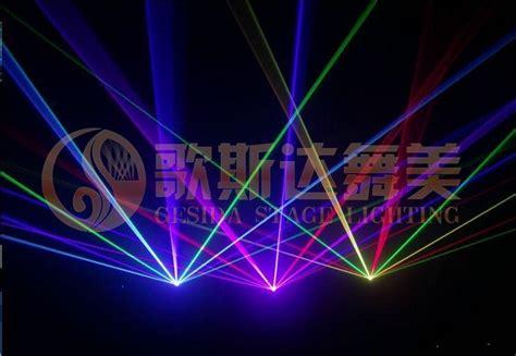 indoor laser light projector dmx four heads indoor laser light for
