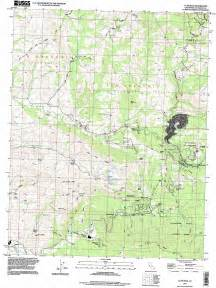 La Honda La Honda Topographic Map Ca Usgs Topo 37122c3