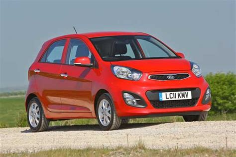Cheapest New Kia Picanto Top 10 Uk Cheapest New Cars With Free Ved Road Tax