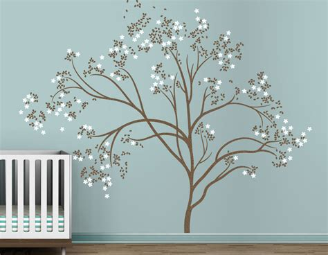 Wall Stickers Cherry Blossom popular cherry blossoms decal buy cheap cherry blossoms