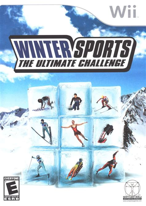 The Ultimate Challenge winter sports the ultimate challenge for playstation 2