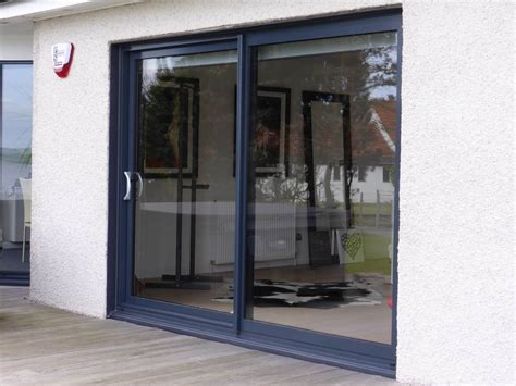 Best Contemporary Patio And French Doors In Scotland Srj Bespoke Patio Doors