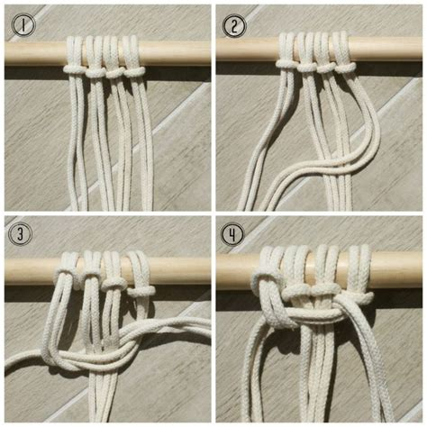 Macrame Projects For Beginners - macrame wall hanging for beginners hometalk