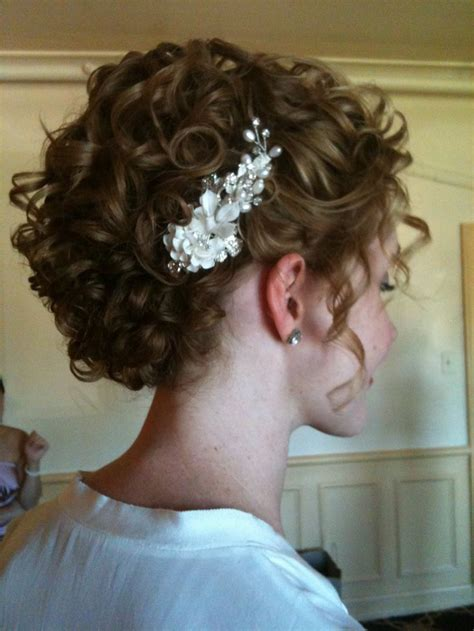 Wedding Hair Updo Curly by Naturally Curly Updo Wedding Hair Updo