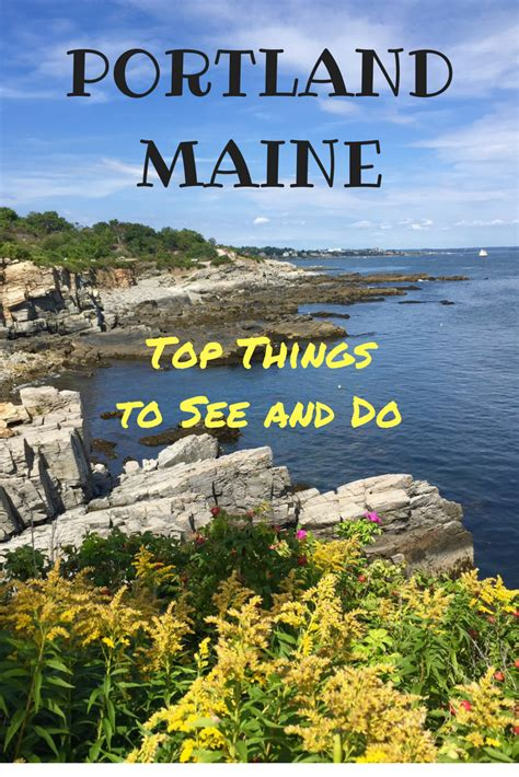 best things to do in portland faremahine things to do in portland maine best