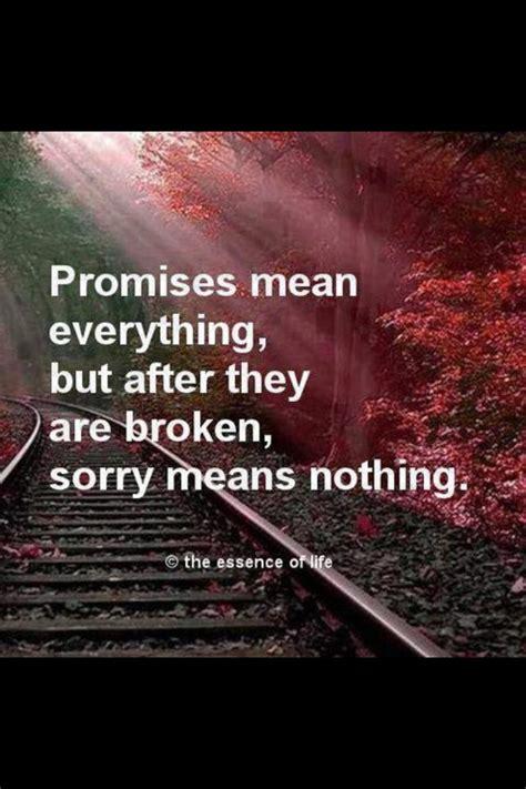 broken promise www imgkid the image kid has it
