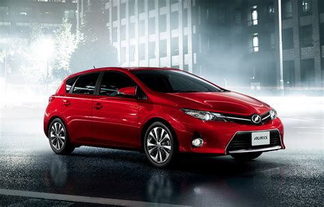 toyota japan website tmc launches new auris compact hatchback in japan