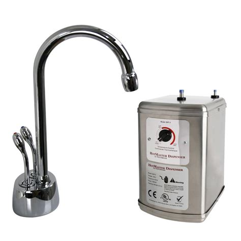Dispenser And Cold westbrass develosah 2 handle and cold water dispenser with tank in polished chrome d272h 26