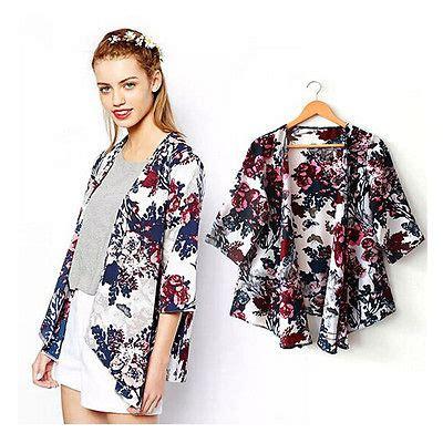 Cardigan Biasa 2016 New Summer Kimono Boho Cardigan Fashion