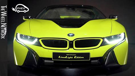 bmw  roadster limelight edition youtube