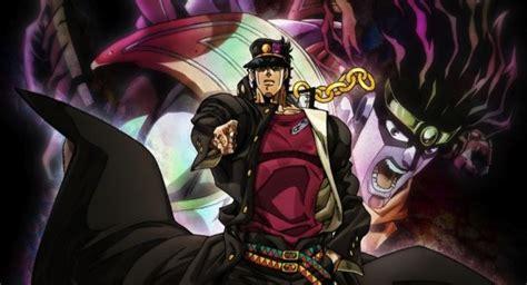 list anime adventure terbaik anime jojo no kimyou na bouken stardust crusaders