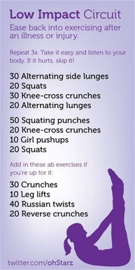workouts on easy workouts workout and