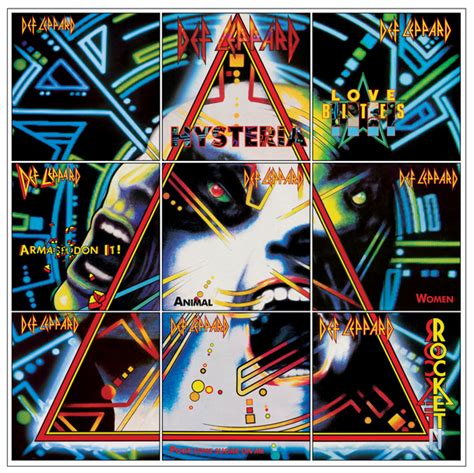 Def Leppard Hysteria Vinyl 30th Anniversary Review - def leppard s phil collen offers track by track review of