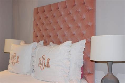 tall tufted headboard design ideas