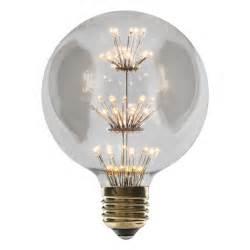 Led Light Bulbs Uk Globe Led Light Bulb Edison Vintage G95 T9 Retro Lighting Cult Uk